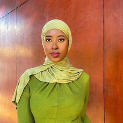 Hafsa Abdullahi Clubhouse