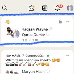 Qurux Dumar Clubhouse