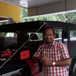 Raju George Clubhouse