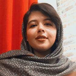 Melika Mirhosseini Clubhouse