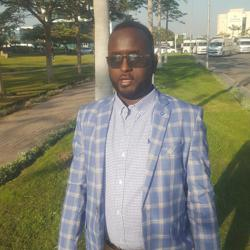 Hon Abdifitah Hassan Clubhouse