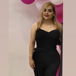 Zahra Khodaei Clubhouse
