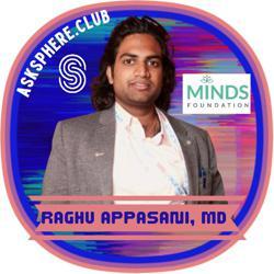 Dr. Raghu Appasani MD Clubhouse