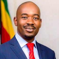 Nelson chamisa Clubhouse