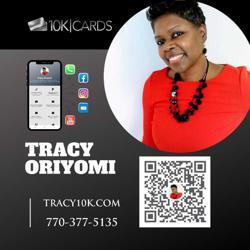 Tracy Oriyomi Clubhouse