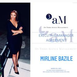 Mirline Bazile Clubhouse