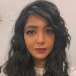 Nazreen Nazeer Clubhouse