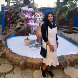 Anju Santhosh Clubhouse