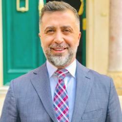 Milad Hadchiti Clubhouse