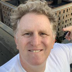 Michael Rapaport Clubhouse