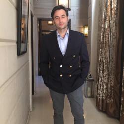 Jonathan Pattinson Clubhouse