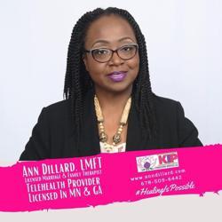 Ann Dillard, LMFT Clubhouse