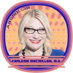 Dr.Carlene MacMillan,MD Clubhouse