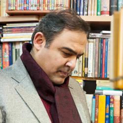 حسین دهباشی Clubhouse