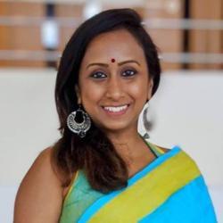 Darshana Balakumaran Clubhouse
