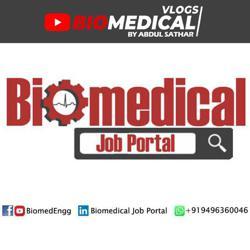 Biomedical Job Portal Clubhouse