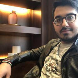 Reza Parsafar Clubhouse
