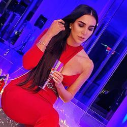 Tina Aghili Clubhouse