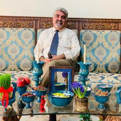 Ali Esfandiari Clubhouse