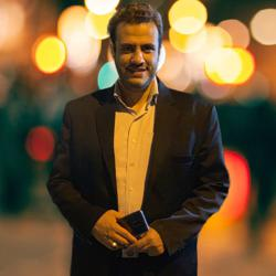 Peyman Noureddini Clubhouse