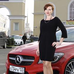 Larisa Sleptsova Clubhouse