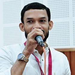 Usman Hameed kattappana Clubhouse