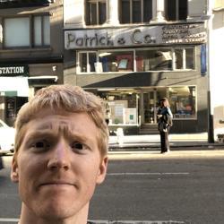 Patrick Collison Clubhouse