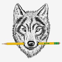 Write Like A Wolf Clubhouse
