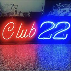 CLUB 22 Clubhouse