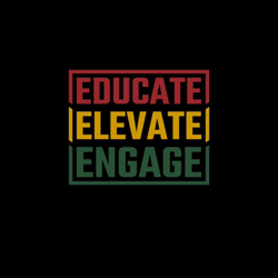 Educate! Elevate! Engage!  Clubhouse