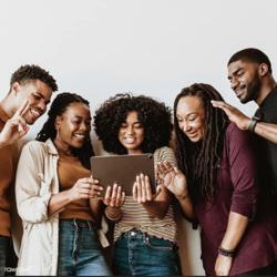Black Millennials Network Clubhouse