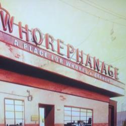 The Whorephanage Clubhouse