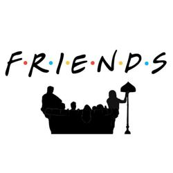 Friends (the TV show) Clubhouse