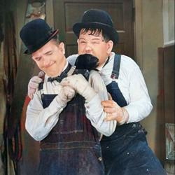 Laurel and Hardy Clubhouse
