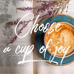 Choose a Cup of Joy Clubhouse