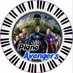 Live Piano Avengers Clubhouse