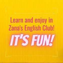 Zana's English club Clubhouse