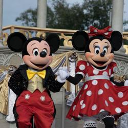 Disney Theme Parks Clubhouse