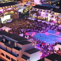 Ushuaia Ibiza night club Clubhouse