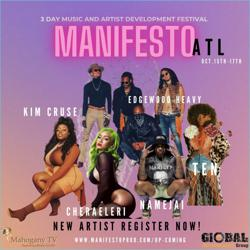 MANIFESTO FEST&SUMMIT Clubhouse