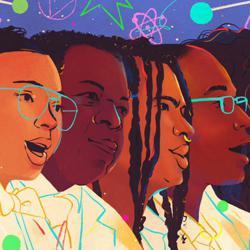 Gente Negra en La Ciencia Clubhouse