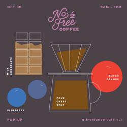 No Free Coffee Clubhouse