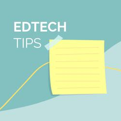 EdTech Tips Clubhouse