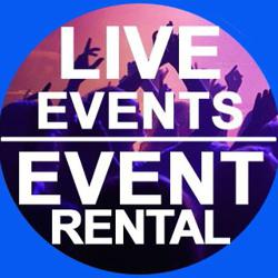 Live Events and Event Rental Clubhouse